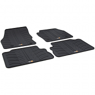 FORD KUGA TAILORED RUBBER CAR MATS 2013 ONWARDS