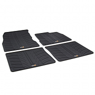 NISSAN NOTE TAILORED RUBBER CAR MATS 2013 ONWARDS