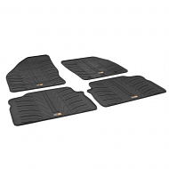 KUGA TAILORED RUBBER CAR MATS 2008-2011