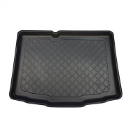 SKODA FABIA HATCHBACK 2015 onwards BOOT LINER