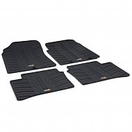 KIA PICANTO TAILORED RUBBER CAR MATS